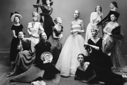 Irving Penn, twelve beauties