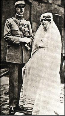 Mariage de Charles De Gaulle