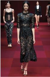 Dentelle Lace Dolce & Gabbana