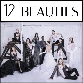Twelve Beauties Fashionable