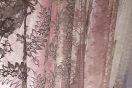 Darquer dentelle rose